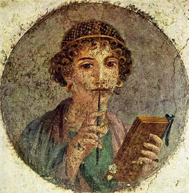 Resultado de imagem para pinturas romanas